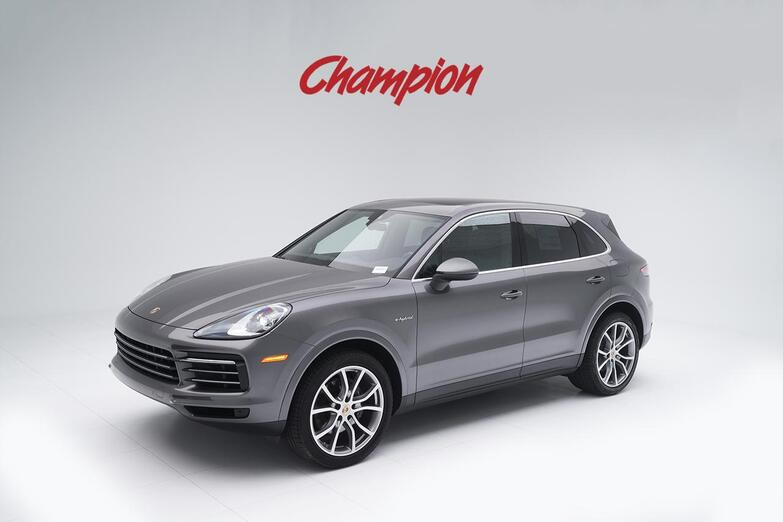 2019 Porsche Executive Demo Sale Cayenne E-Hybrid Pompano Beach FL
