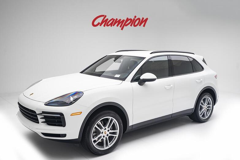 2019 Porsche Executive Demo Sale Cayenne S Pompano Beach FL