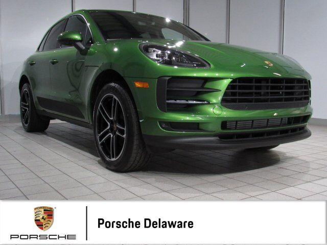 2019 Porsche Macan **PREMIUM PACKAGE PLUS** Newark DE