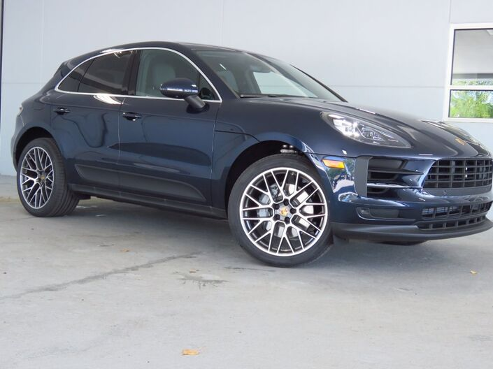2019 Porsche Macan S Merriam KS