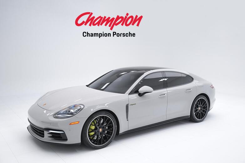 2019 Porsche Panamera 4 E-Hybrid Pompano Beach FL