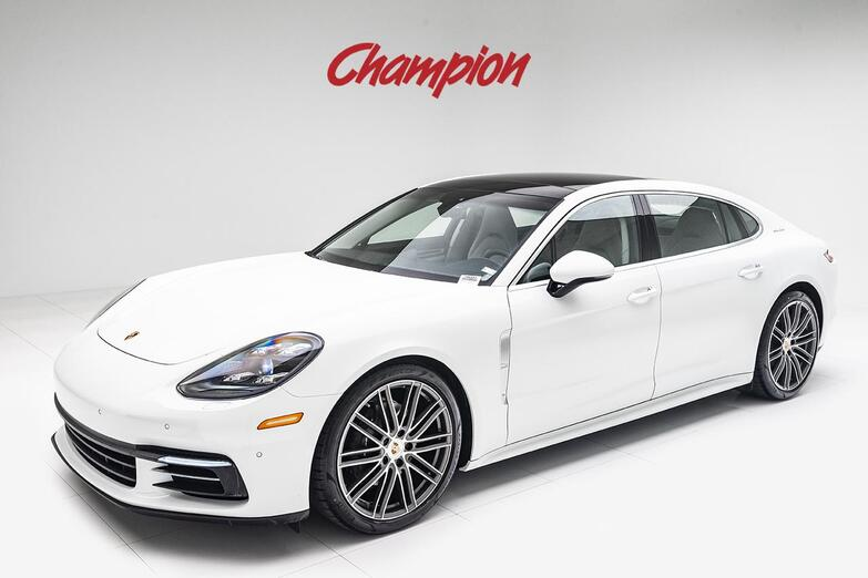2019 Porsche Panamera 4 Executive Pompano Beach FL