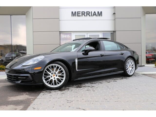 2019 Porsche Panamera 4 Kansas City KS