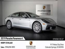 Porsche Panamera Panamera 4 2019