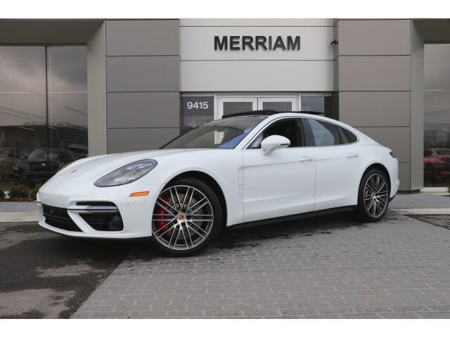 2019 Porsche Panamera Turbo Merriam KS
