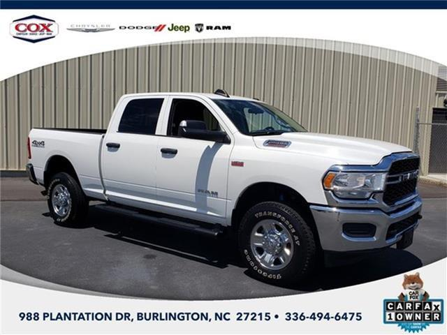 2019 RAM 2500 Tradesman 4x4 Crew Cab 149 in. WB Burlington NC