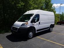 2019_RAM_ProMaster Cargo_136 WB High Roof Cargo_ Milwaukee and Slinger WI