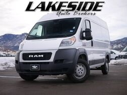 2019_RAM_Promaster_1500 High Roof Tradesman 136-in. WB_ Colorado Springs CO
