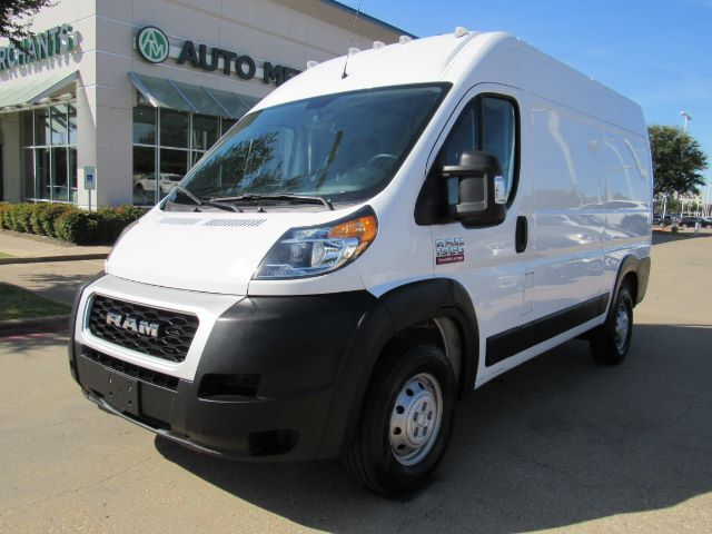 2019 RAM Promaster 1500 High Roof Tradesman 136-in. WB Plano TX