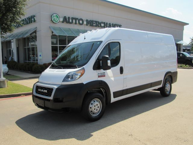 2019 RAM Promaster 2500 High Roof Tradesman 159-in. WB Plano TX