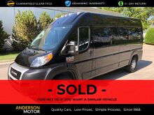 2019_RAM_Promaster_2500 High Roof Tradesman 159-in. WB_ Salt Lake City UT