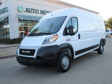 2019_RAM_Promaster_2500 High Roof Tradesman 159-in. WB*BACK UP CAMERA,BLUETOOTH CONNECTION,UNDER FACTORY WARRANTY!_ Plano TX