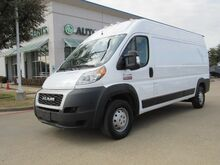 2019_RAM_Promaster_2500 High Roof Tradesman 159-in. WB*BACKUP CAMERA,BLUETOOTH,UNDER FACTORY WARRANTY!_ Plano TX