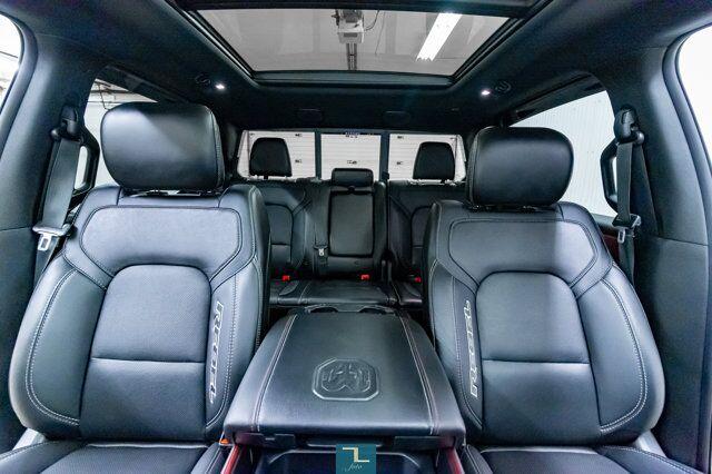 2019 Ram 1500 4x4 Crew Cab Rebel Leather Roof Nav Red Deer AB