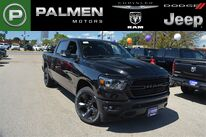 Ram 1500 BIG HORN / LONE STAR CREW CAB 4X4 5'7 BOX 2019