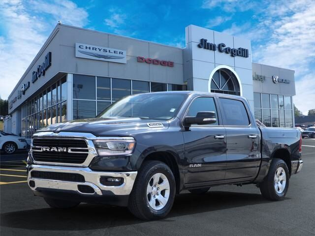 2019 Ram 1500 BIG HORN / LONE STAR CREW CAB 4X4 5'7 BOX Knoxville TN