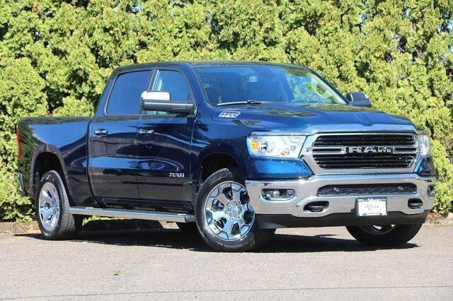 2019 Ram 1500 BIG HORN / LONE STAR CREW CAB 4X4 6'4 BOX Albany OR