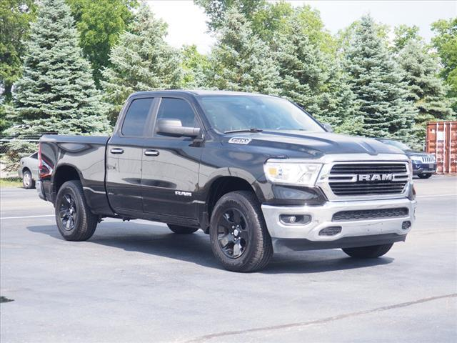 2019 Ram 1500 BIG HORN / LONE STAR QUAD CAB 4X4 6'4 BOX