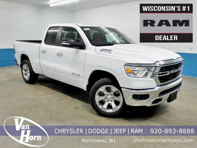 2019 Ram 1500 BIG HORN / LONE STAR QUAD CAB 4X4 6'4 BOX Plymouth WI
