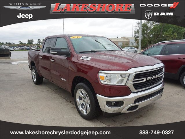 2019 Ram 1500 Big Horn 2WD 5ft7 Box Slidell LA