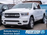 2019 Ram 1500 Big Horn 4x4 Crew Cab 5'7 Box