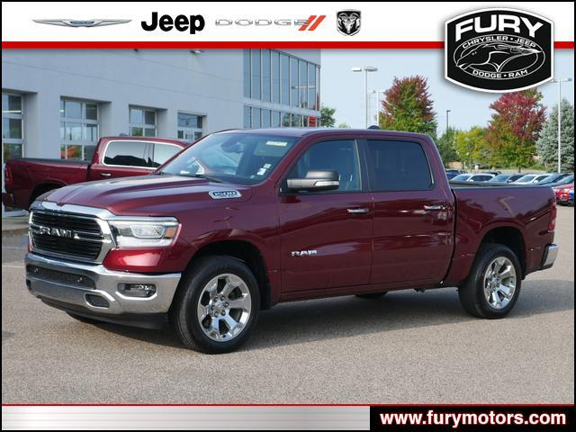 2019 Ram 1500 Big Horn/Lone Star 4x4 Crew Cab 5'7 Box Lake Elmo MN