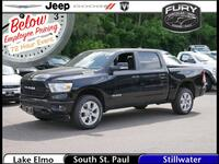 Ram 1500 Big Horn/Lone Star 4x4 Crew Cab 5'7 Box 2019