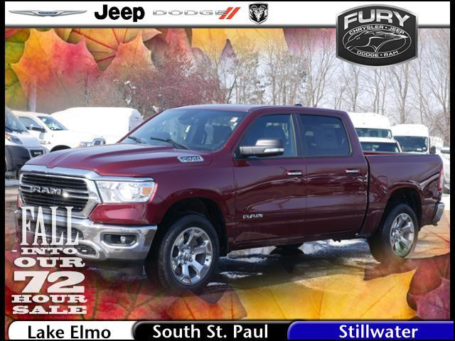 2019 Ram 1500 Big Horn/Lone Star 4x4 Crew Cab 5'7 Box St. Paul MN