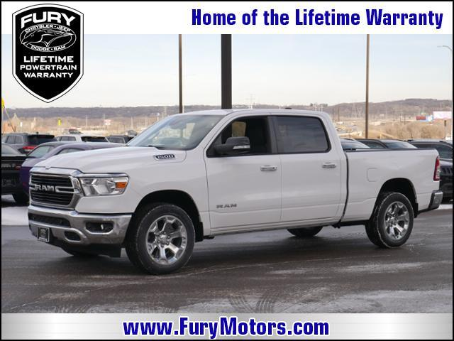 2019 Ram 1500 Big Horn/Lone Star 4x4 Crew Cab 6'4 Box Lake Elmo MN