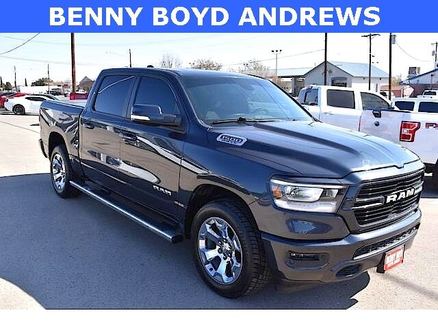2019 Ram 1500 Big Horn/Lone Star Andrews TX