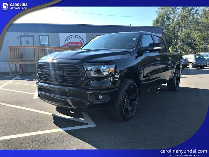 2019 Ram 1500 Big Horn/Lone Star High Point NC