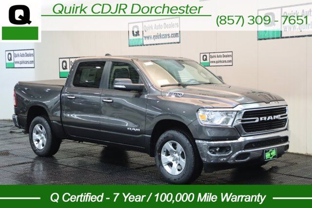 AT RECEIVING LOT AT RECEIVING LOT 2019 Ram 1500 Big Horn/Lone Star Boston MA