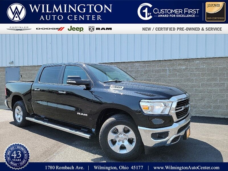 2019 Ram 1500 Big Horn/Lone Star Wilmington OH