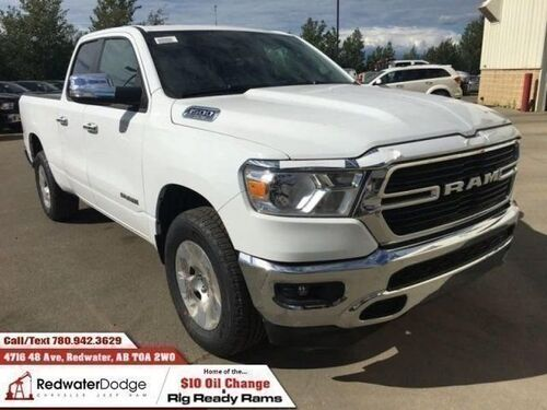 2019_Ram_1500_Big Horn_ Redwater AB