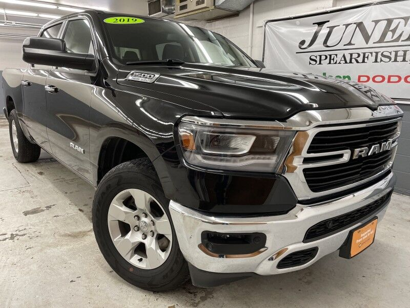 2019 Ram 1500 CREW CAB Big Horn Spearfish SD