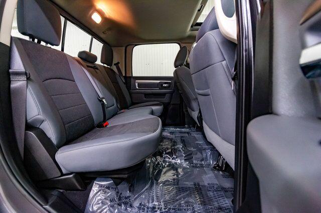 2019 Ram 1500 Classic 4x4 Crew Cab Warlock Roof BCam Red Deer AB