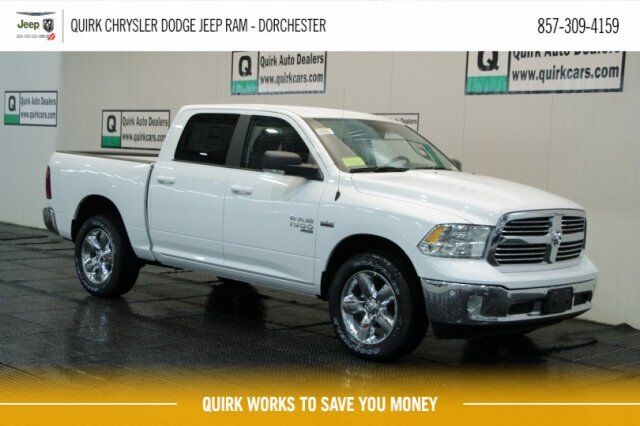 2019 Ram 1500 Classic BIG HORN CREW CAB 4X4 5'7 BOX Boston MA