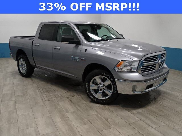 2019 Ram 1500 Classic BIG HORN CREW CAB 4X4 5'7 BOX Plymouth WI