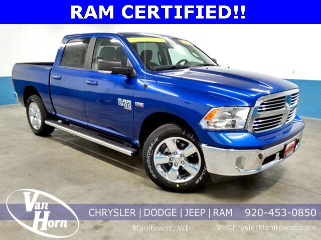 2019 Ram 1500 Classic Big Horn Plymouth WI