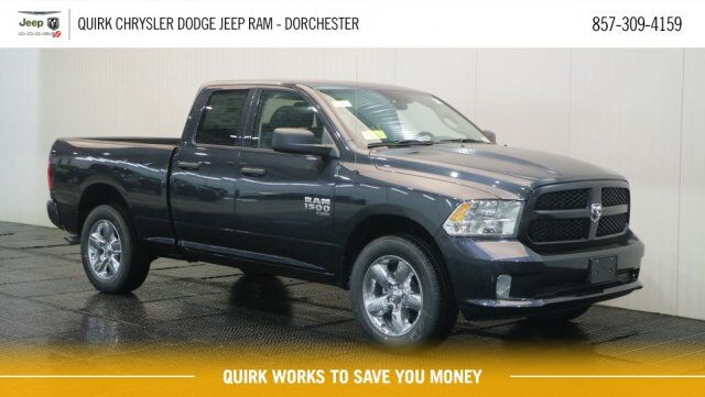 2019 Ram 1500 Classic EXPRESS QUAD CAB 4X4 6'4 BOX Boston MA