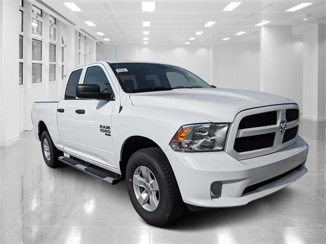 2019 Ram 1500 Classic EXPRESS QUAD CAB 4X4 6'4 BOX Winter Haven FL