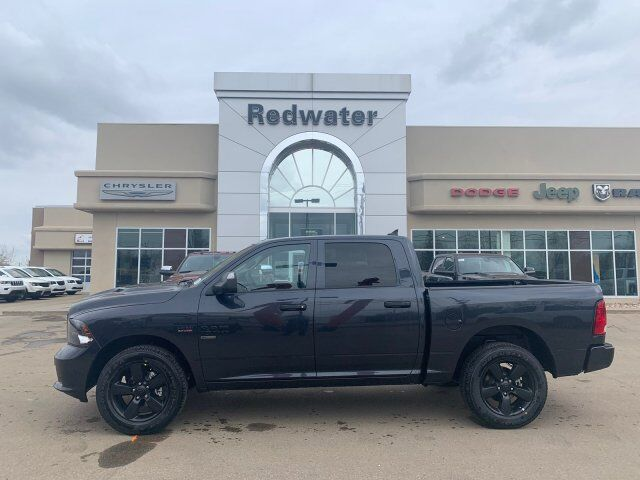 2019 Ram 1500 Classic Express Redwater AB