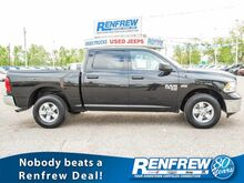 2019_Ram_1500 Classic_SLT 4x4 Crew Cab, Bluetooth, SiriusXM, Backup Camera, LESS THAN 50KMS_ Calgary AB