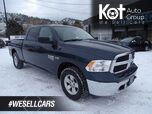 2019 Ram 1500 Classic SLT, No Accidents, One Owner, Low KM's, Back-up Camera, Tow Package