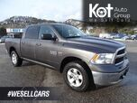 2019 Ram 1500 Classic SLT, No Accidents, One Owner, Low Km's, Tow Package, Back-up Camera