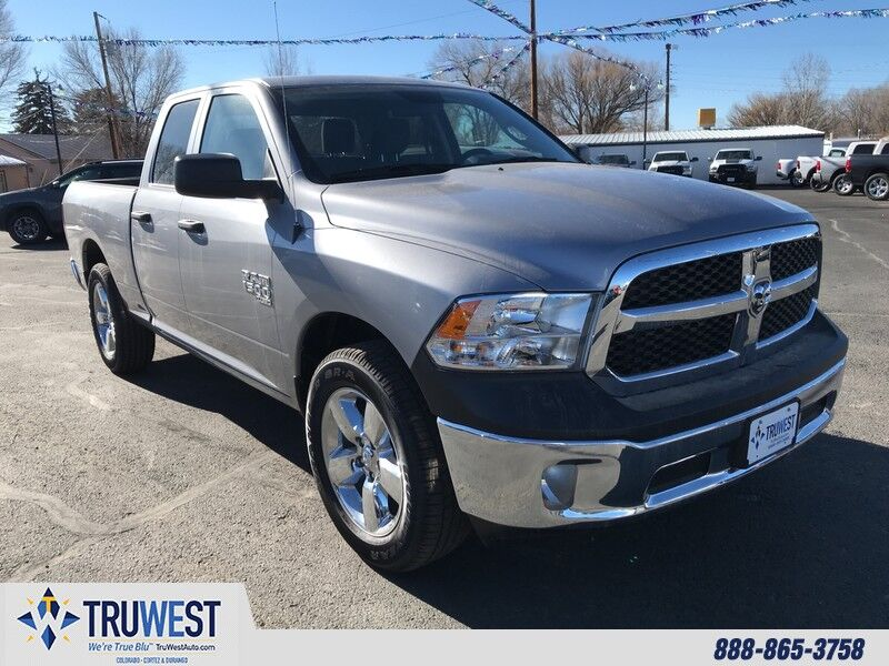 2019 Ram 1500 Classic TRADESMAN QUAD CAB 4X2 6'4 BOX Cortez CO