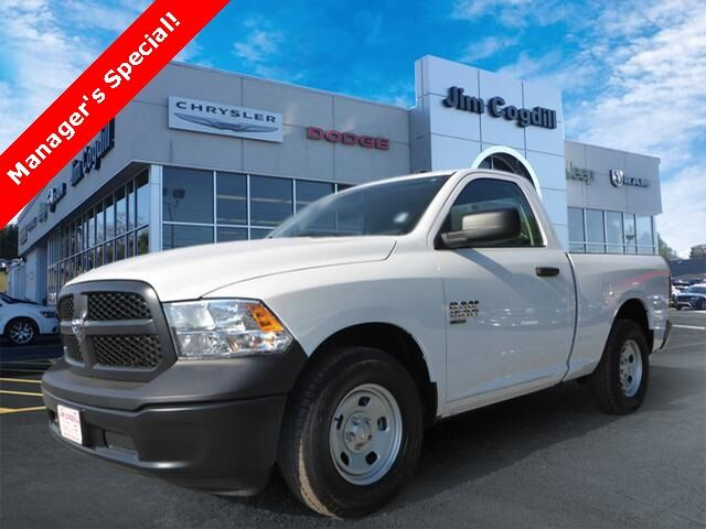 2019 Ram 1500 Classic TRADESMAN REGULAR CAB 4X2 6'4 BOX