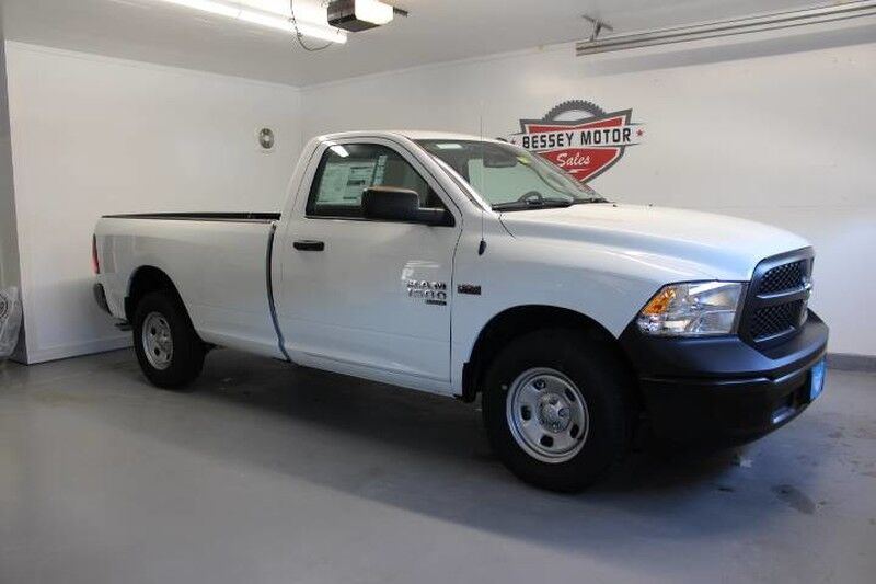 2019 Ram 1500 Classic TRADESMAN REGULAR CAB 4X4 8' BOX South Paris ME