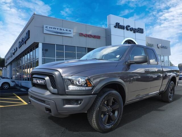 2019 Ram 1500 Classic WARLOCK QUAD CAB 4X2 6'4 BOX Knoxville TN