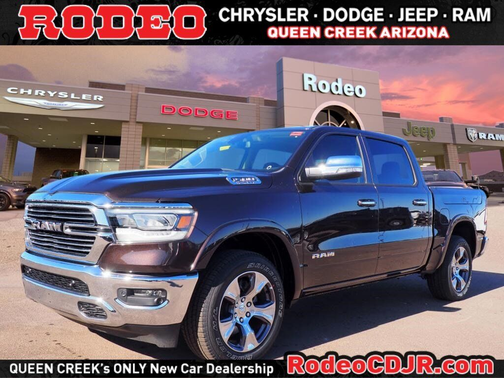2019 Ram 1500 LARAMIE CREW CAB 4X4 5'7 BOX Queen Creek AZ